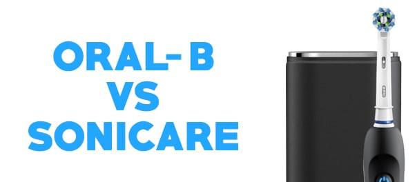 Sonicare VS Oral-B